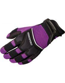 Scorpion Cool Hand 2 Womens Gloves Purple