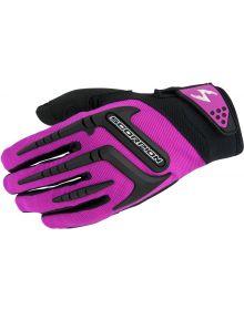 Scorpion Skrub Womens Gloves Pink