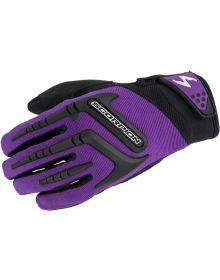 Scorpion Skrub Womens Gloves Purple