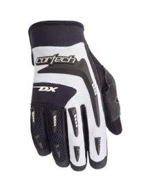 Cortech DX-2 Womens Gloves White
