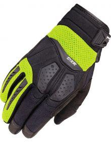 Cortech DXR Womens Gloves Black/Hi-Viz
