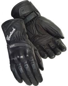 Cortech LNX Womens Leather Glove Black