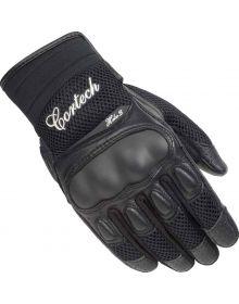 Cortech HDX 3 Womens Gloves Black