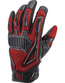 Tourmaster Horizon Switchback Womens Gloves Red