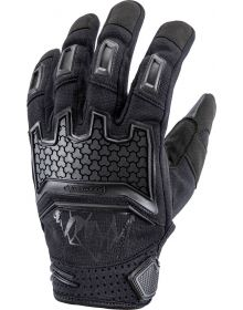 Tourmaster Horizon Overlander Womens Gloves Black