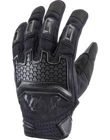 Tourmaster Horizon Overlander Womens Gloves Black