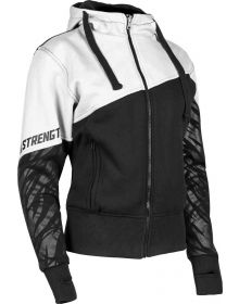 Speed and Strength Cat Out'a Hell 2.0 Hoody Sweatshirt White/Black
