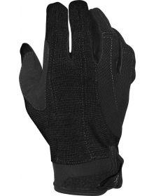 Speed and Strength Brat Mesh Womens Gloves Black