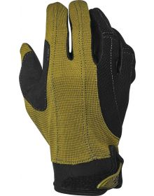Speed and Strength Brat Mesh Womens Gloves Olive/Black