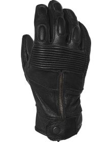 Speed and Strength Duchess Leather Womens Gloves Black