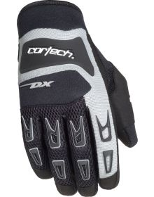 Cortech DX-3 Womens Gloves Silver