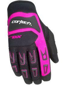 Cortech DX-3 Womens Gloves Pink