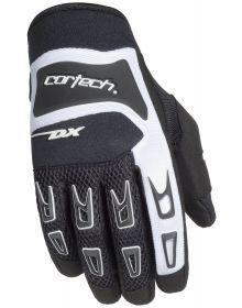 Cortech DX-3 Womens Gloves White