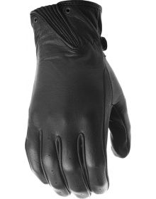 Highway 21 Roulette Womens Gloves Black
