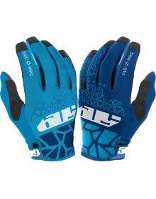 509 Low 5 Glove Cyan Hextant