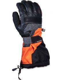 509 Range Snowmobile Glove Orange