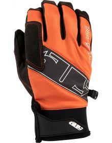 509 Factor Snowmobile Gloves Koi Orange