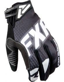 FXR X-Cross Gloves Black