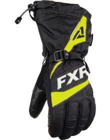 FXR Fuel Glove Black/Hi Vis