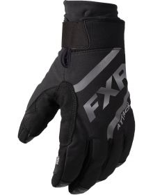 FXR Attack Insulated Glove Black