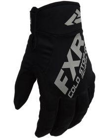 FXR Cold Stop Mechanics Glove Black