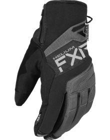 FXR Helium Glove Black