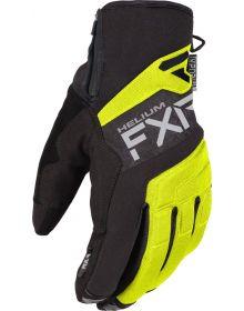 FXR Helium Glove Black/Hi-Vis