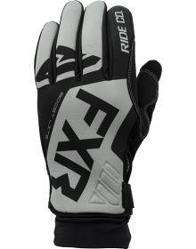 FXR Boost Lite Glove Steel