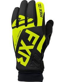 FXR Boost Lite Glove Hi-Vis