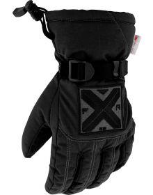 FXR Ridge Glove Black Ops