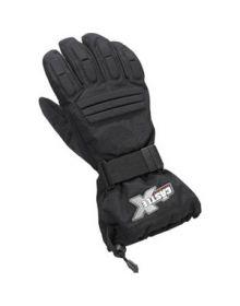 Castle X Platform Snowmobile Gloves Black