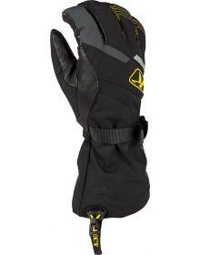 Klim Powerxross Gauntlet Glove Black
