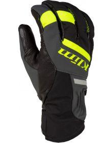 Klim Powerxross Glove Hi Vis