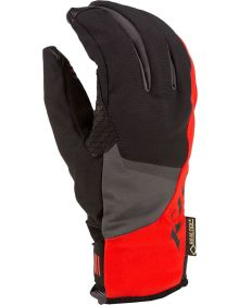 Klim 2021 Inversion GTX Glove High Risk Red