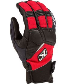 Klim 2021 Inversion Pro Gloves Chili Pepper/Black