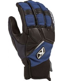 Klim 2021 Inversion Pro Gloves Mediaval Blue/Black