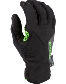 Klim 2021 Inversion Gloves Black/Electrik Gecko