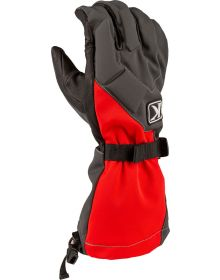 Klim 2021 Togwotee Glove High Risk Red/Asphalt
