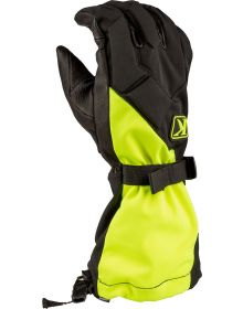 Klim 2022 Togwotee Glove Hi-Vis/Black
