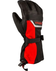 Klim 2021 Fusion Glove High Risk Red/Black