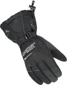 Rocket SnowGear Storm Snowmobile Glove Black