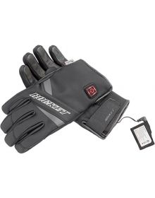 Rocket Snow Gear Burner Heated Lite Snowmobile Glove Black