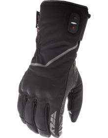 Fly Racing Ignitor Pro Heated Snowmobile Gloves Black