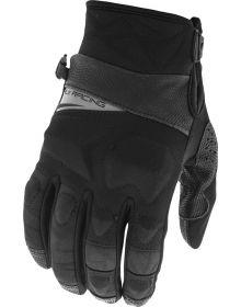 Fly Racing Boundary Snowmobile Glove Black