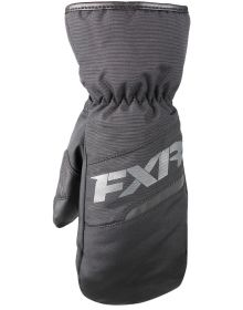 FXR Octane Youth Mitts Black
