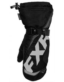 FXR Helix Race Toddler Mitt Black