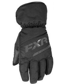 FXR Octane Womens Gloves Black