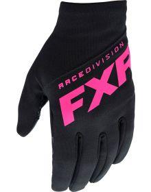 FXR Venus Womens Glove Black/Pink