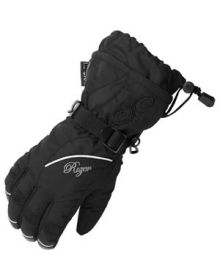 Castle X Rizer G6 Womens Snowmobile Gloves Black