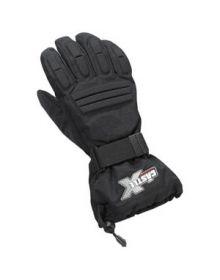 Castle X Platform Womens Snowmobile Gloves Black